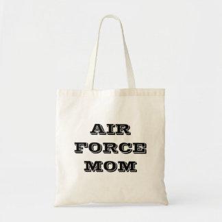 Handbag Air Force Mom Budget Tote Bag