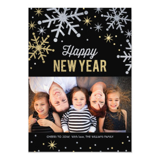 """Happy New Year Photo Cards 