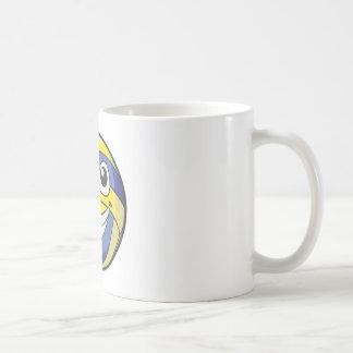 Happy Volleyball Classic White Coffee Mug