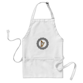 harp in a ring standard apron
