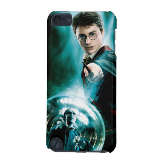 Harry Potter and Voldemort Only One Can Survive iPod Touch 5G Covers