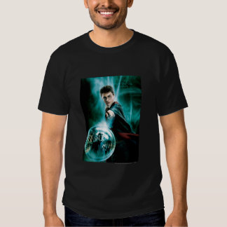 Harry Potter and Voldemort Only One Can Survive Shirt