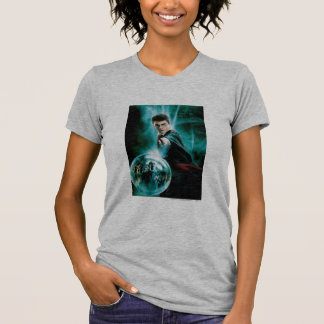 Harry Potter and Voldemort Only One Can Survive Tshirt