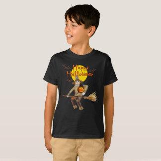 Haut épouvantail de vol tee-shirts