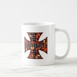 HC Hairdressers Classic White Coffee Mug