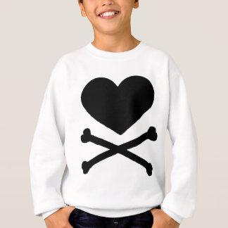Heart and Cross Bones Shirt