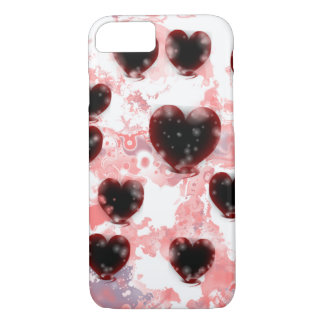 Heart for valentine iPhone 7 case