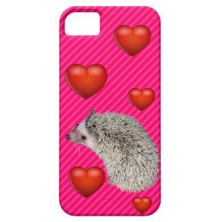 Hedgehog Heart smartphone case