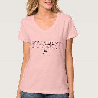 Heels Down Tshirt