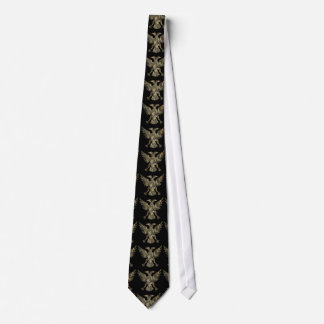 Heraldic Duck Tie