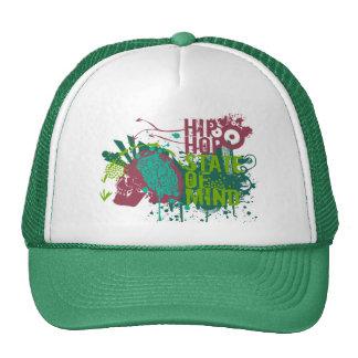 Hip Hop State of Mind Trucker Hat