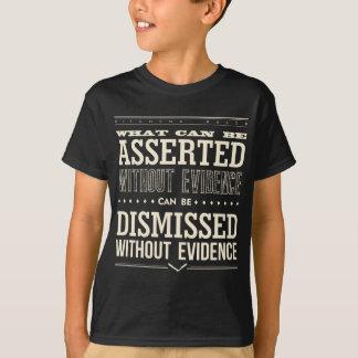 Hitchens' Razor Light Ts Tee Shirt