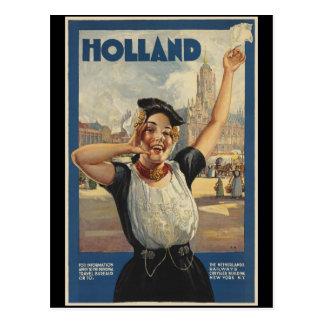 Holland Postcard