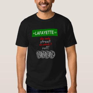 Hommes de Lafayette d'équipe Tee-shirts