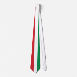 Hungary Flag Tie