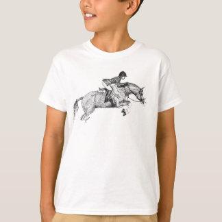 Hunter Pony Pointillism Shirts