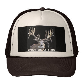 hunters trucker hat