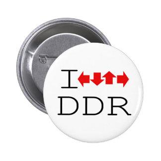 I DDR 2 INCH ROUND BUTTON