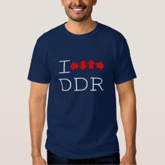I DDR TSHIRTS