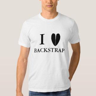 I Heart Backstrap Shirt