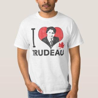 I Heart Trudeau Tshirt