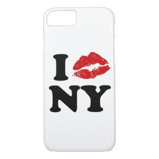 I Kiss New York iPhone 7 Case