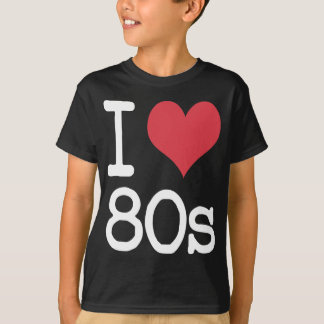 I Love 80s Products & Designs! Shirts