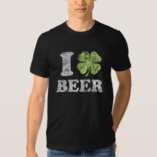I Love Beer! Shirts