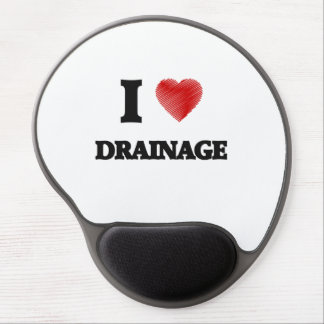 I love Drainage Gel Mouse Pad