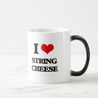 I love String Cheese 11 Oz Magic Heat Color-Changing Coffee Mug