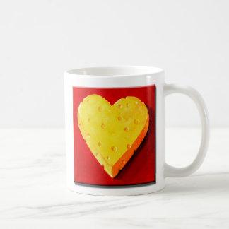 I Love Swiss Cheese Classic White Coffee Mug