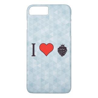 I Love Wild Berries iPhone 7 Plus Case