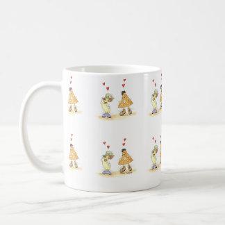 I love you more coffee mug macaroni and cheese