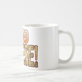 I Need Blue Cheese Classic White Coffee Mug
