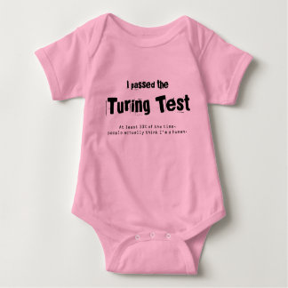I Passed the Turing Test Tees