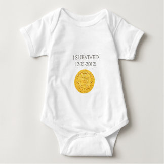 I Survived 12-21-2012 T Shirts