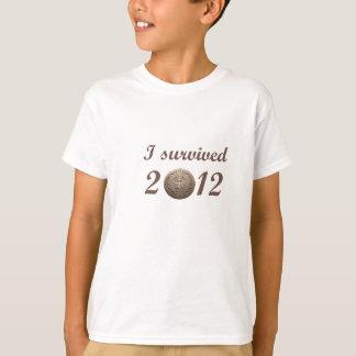 I survived 2012 t shirts