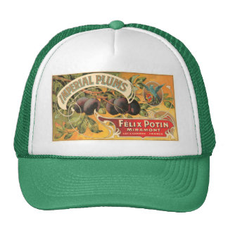 Imperial Plums Trucker Hat