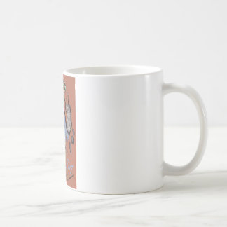 Impersonal World Classic White Coffee Mug