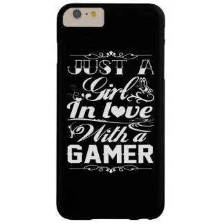 In love with a Gamer Barely There iPhone 6 Plus Case