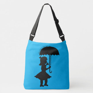 In The Rain With A Frog Tote Bag