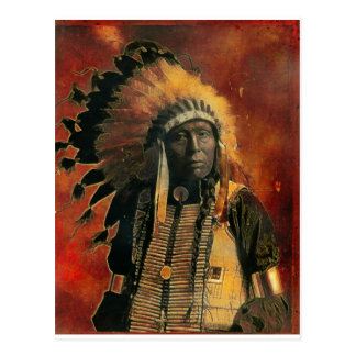 Indian_Chief Postcard