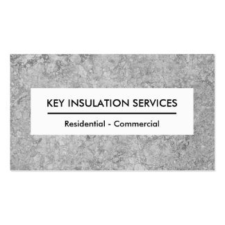 Insulation Business Cards