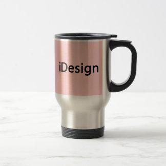 Interior decorator designer gift 15 oz stainless steel travel mug