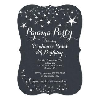 Invitation de fête d'anniversaire de soirée
