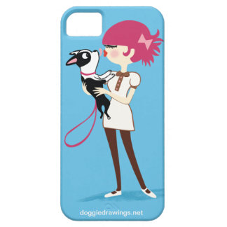 """iPhone 5 Case: Boogie Loves All-Mighty """"Boris"""" iPhone 5 Covers"""