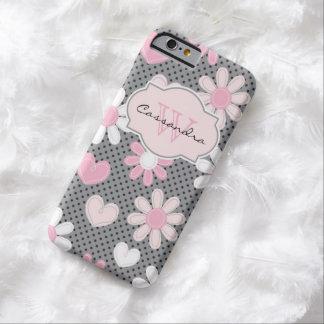iPhone 6 Case | Daisies | Polka Dots | Hearts