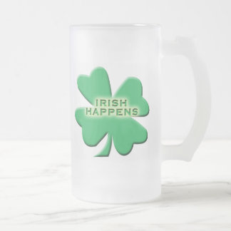 Irish Beer Mug