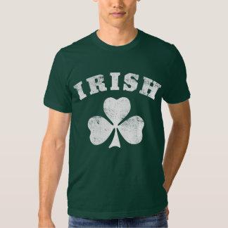 Irish White Clover Shirts