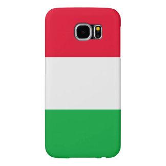 Italy Flag Samsung Galaxy S6 Cases